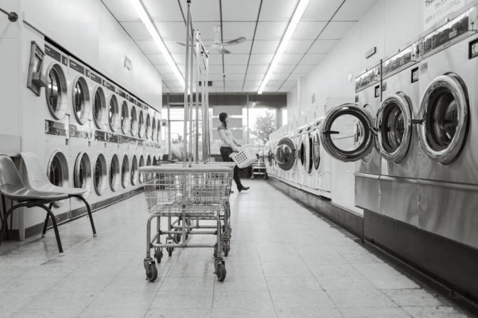 Laundry: Minimalist Style