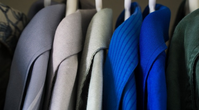 Meeting with a Fashion Consultant: Closet Audit