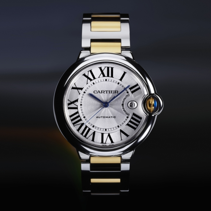 Asking for a Raise is Like Asking for a Cartier Ballon Bleu